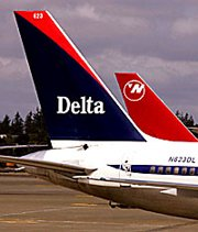 Delta Airlines 6499